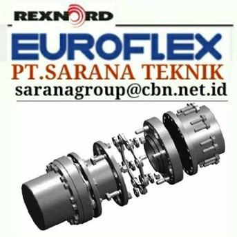 EUROFLEX REXNORD COUPLING DISC PT SARANA TEKNIK SELL FOR GAS TURBIN STEAM TURBIN