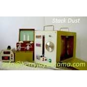 Stack Gas and Dust Sampler