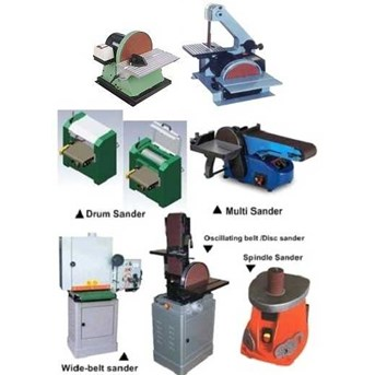 Mesin Amplas Belt Disc Sander Multifungsi