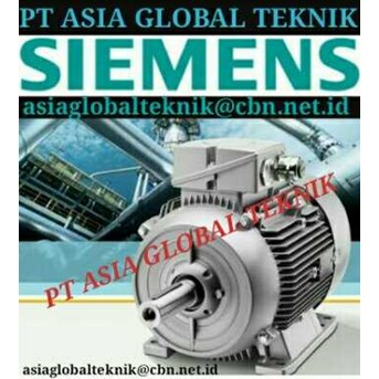 SIEMENS MOTORS PRODUCT IN INDONESIA. PT ASIA GLOBAL TEKNIK