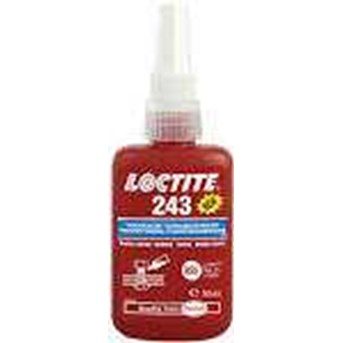 Loctite 243 Threadlocker (Oil Tolerance)