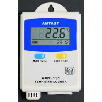 Temperature and Humidity Data logger AMT-131