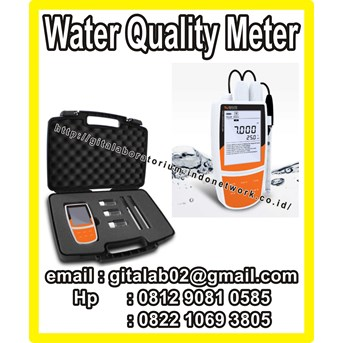 Portable Water Multi Parameter 9 in 1