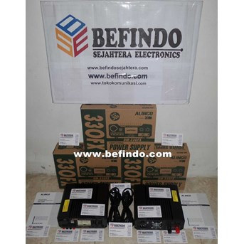 DC Regulated Switching Power Supply ALINCO DM-330FX ( 13.8 Vdc, 30A )