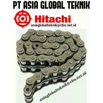 ROLLER CHAIN HITACHI, HITACHI ROLLER CHAIN PT ASIA GLOBAL TEKNIK