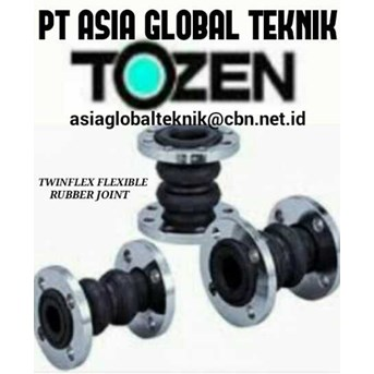 TOZEN FLEXIBLE RUBBER,FLEXIBLE RUBBER TOZEN. PT ASIA GLOBAL TEKNIK