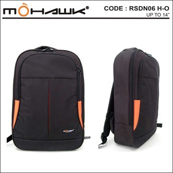 Tas Punggung/Ransel/Backpack Laptop Notebook Netbook - MOHAWK RSDN-06