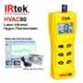 HVAC80 Laser Infrared Hygro-Thermometer