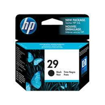 HP 29 Black Large Ink Cartridge