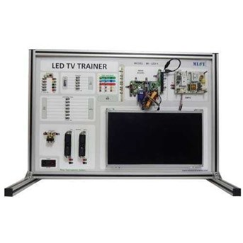 TRAINER TV LCD, LED MALANG