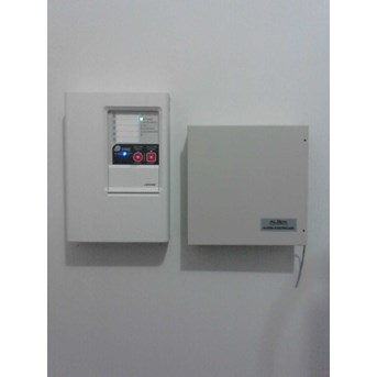 Security Alarm Albox & Fire Alarm Nohmi