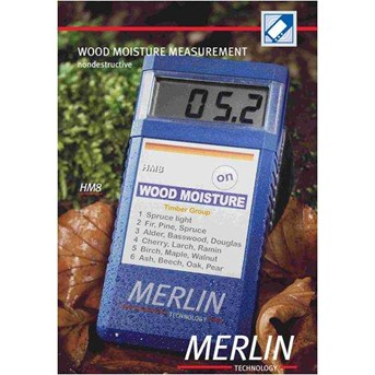 WOOD MOISTURE MEASUREMENT