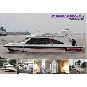 Speed Boat Patroli Isps Code