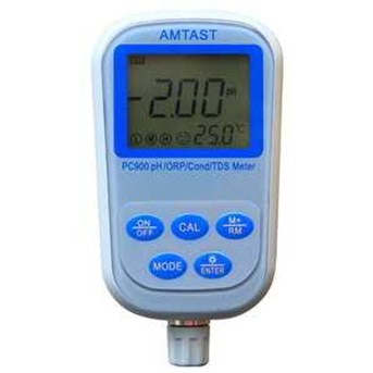7 IN 1 Professional pH ORP Conductivity TDS Temp Meter PC900