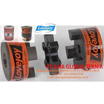 COUPLING LOVEJOY, LOVEJOY . PT.ASIA GLOBAL TEKNIK