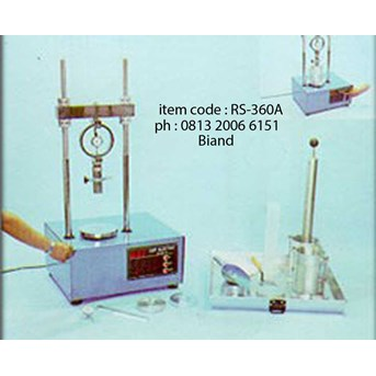 jual alat Electric Laboratory CBR Test Set