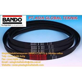 BANDO V-BELT ,BELT PT.ASIA GLOBAL INDO