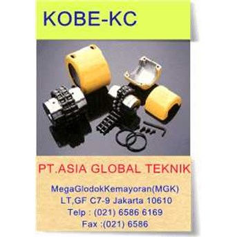 KOBE-KC CHAIN COUPLING,COUPLING PT.ASIA GLOBAL TEKNIK