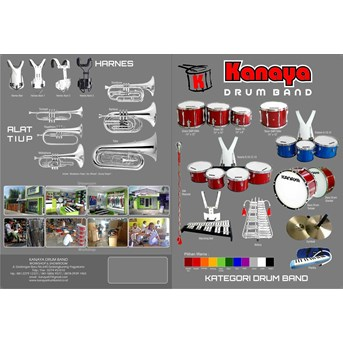 Kanaya Drum Band : Jual Perlengkapan Alat Drum Band & Marching Band