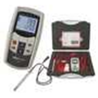 GHM GHMsilverline Handheld measuring devices in a set