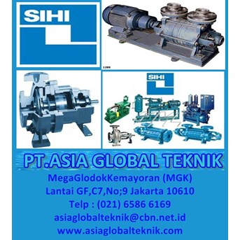 PUMP SIHI,SIHI PUMP.BY PT.ASIA GLOBAL TEKNIK
