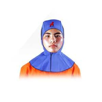 Welding Hood Blue FR Cotton RDM‐116001B