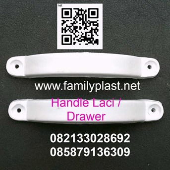 Handle Furniture, Handle Laci, Handle Plastic Serbaguna