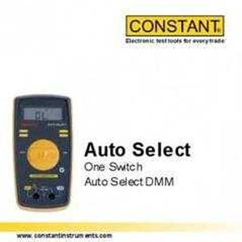 Jual Constant Auto Select Digital Multimeter One Switch Auto Select