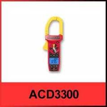 Jual Amprobe ACD-3300 Ind Cat IV True-Rms Clamp Meter With Temperature