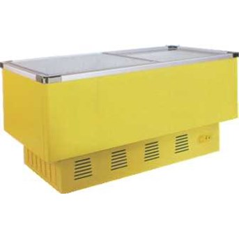 GEA FREEZER SD -376BP Sliding Flat Glass Freezer (-20ºC)