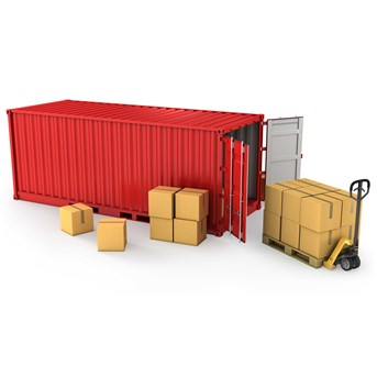 CONTAINER 20 ft, 21 ft, dan 40 ft