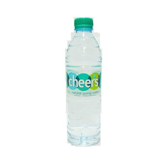 Cheers Natural Spring Water 600 ml