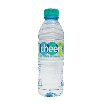 Cheers Natural Spring Water 330 ml