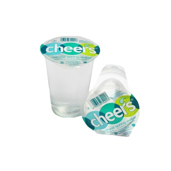 Cheers Natural Spring Water 240 ml