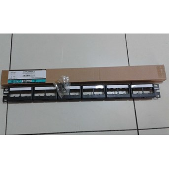 PATCH PANEL PANDUIT UNLOADED (CPPL24WBLY)