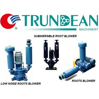 Trundean Roots Blower - Vertical Roots Blower - Roots Vacuum Blower