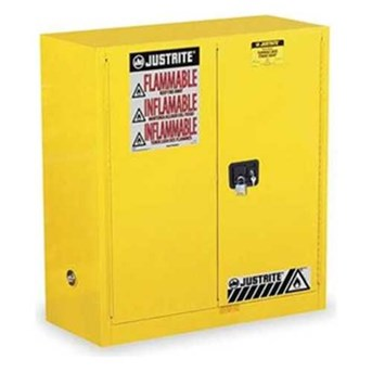 Justrite 893000 Sure-Grip® EX Flammable Safety Cabinet