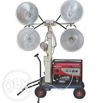 Jual Light Tower Dynamic Everyday LT 4 x 1000 Watt