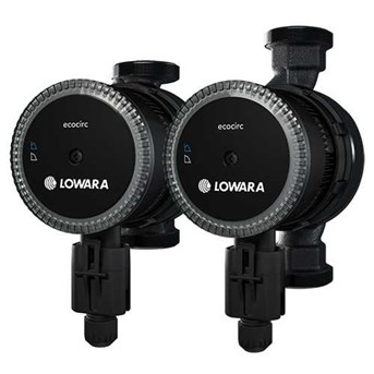 Lowara Pump Wet Rotor Circulators Ecocirc Basic High Efficiency