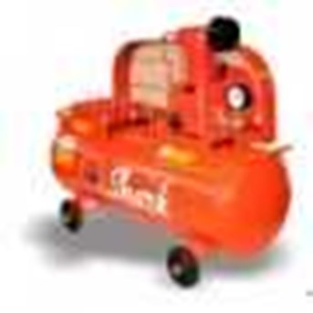 Jual Pompa Kompresor w/ Engine Angin Shark L LZU-5114 (1/4 HP)