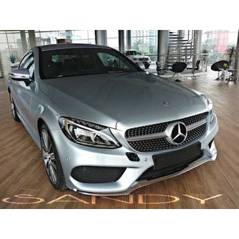 Jual Promo New Mercedes Benz C300 AMG Coupe 2017