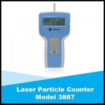 Jual Alat Kanomax Handheld Particle Counter Model 3887 Murah
