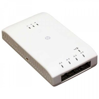 Jual HP Unified Wired WLAN Walljack J9842A