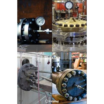 Pompa Hydrotest Pressure 500 Bar - Piston Pumps For Leakage Test
