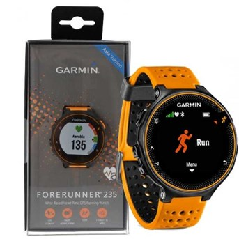 Garmin Forerunner® 235 Orange-Black