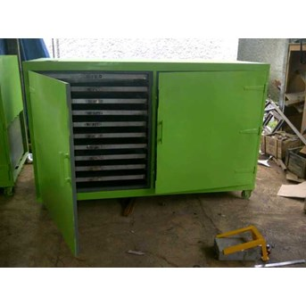 Box dryer - Oven Pengering