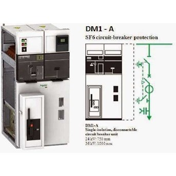 Cubicle DM 1A