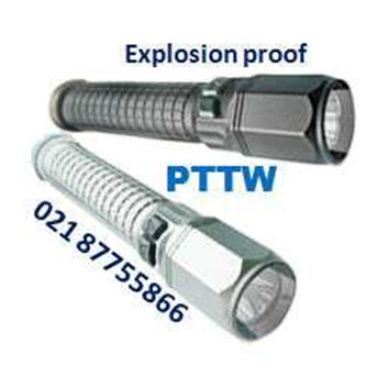 Distributor Flashlight Led Explosion Proof Alciade KHJ Indonesia