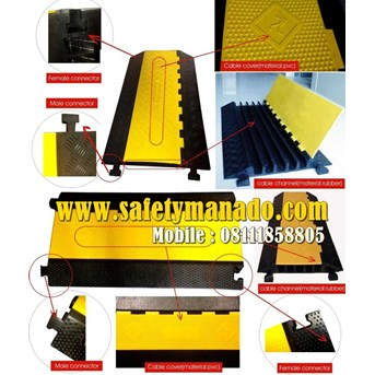 Rubber Cable Ramps
