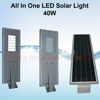 All in One Solar LED 40W